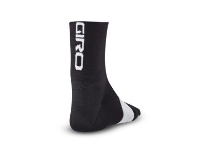 Giro Classic Racer - Cykelsockor - Svart och vitt