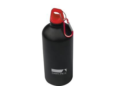 High Peak - Drikkeflaske - 0,6 liter - Sort