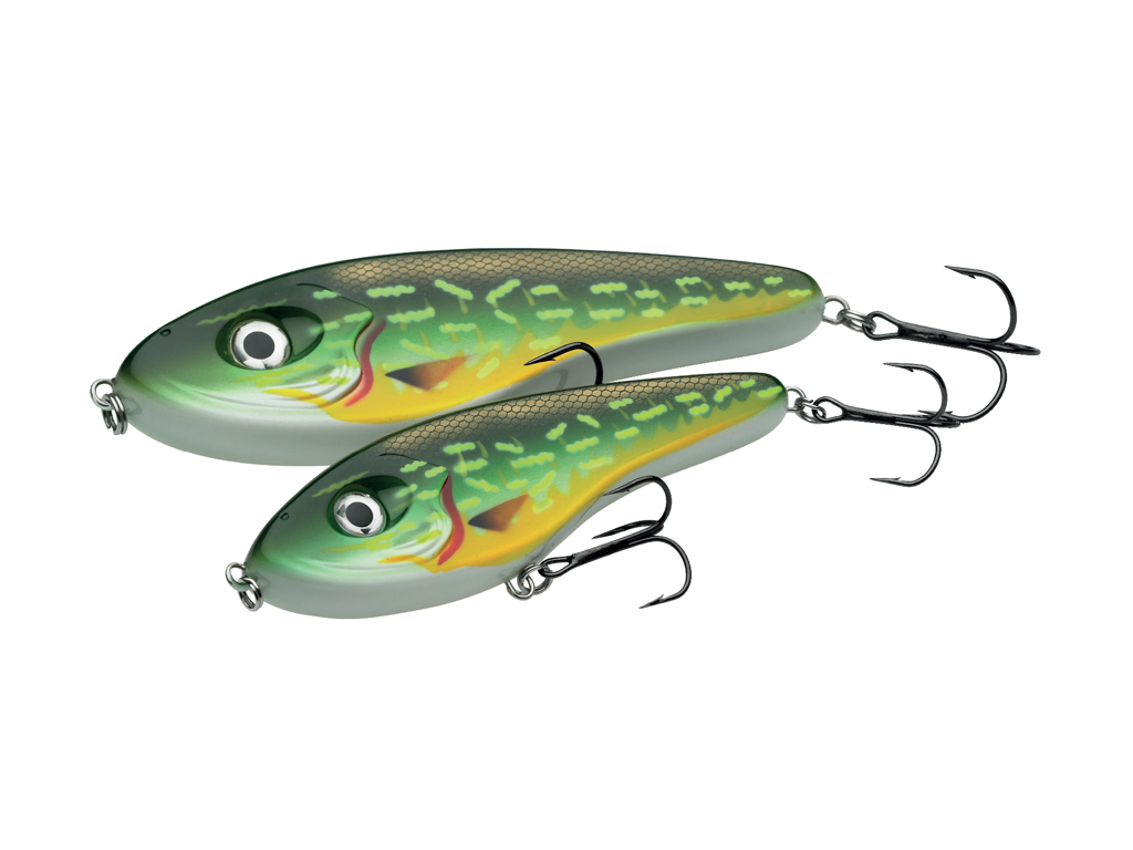 Spin Lures Woblers