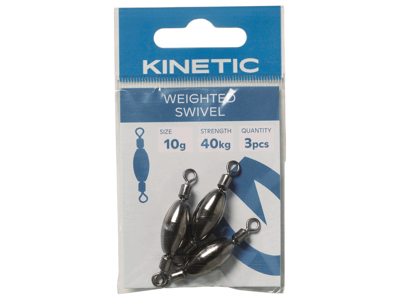 Kinetic Weighted Swivel