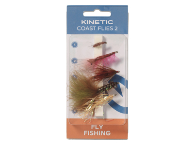 Kinetic Coast Flies 2