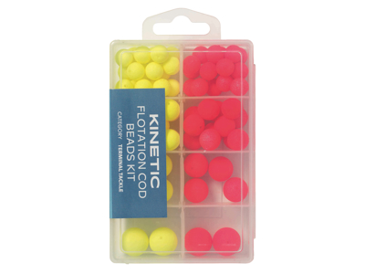 Kinetic Flotation Cod Beads Kit