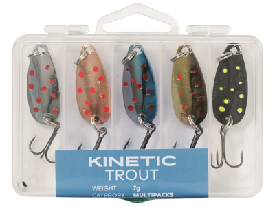 Kinetic Trout