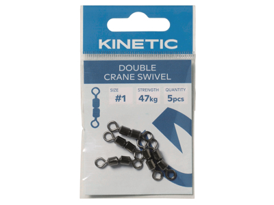 Kinetic Double Crane Swivel