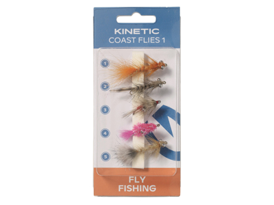 Kinetic Coast Flies 1