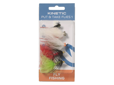 Kinetic Put N' Take Flies 1