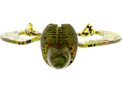 RingCraw Curltail 9cm 6g UV Craw 5pcs