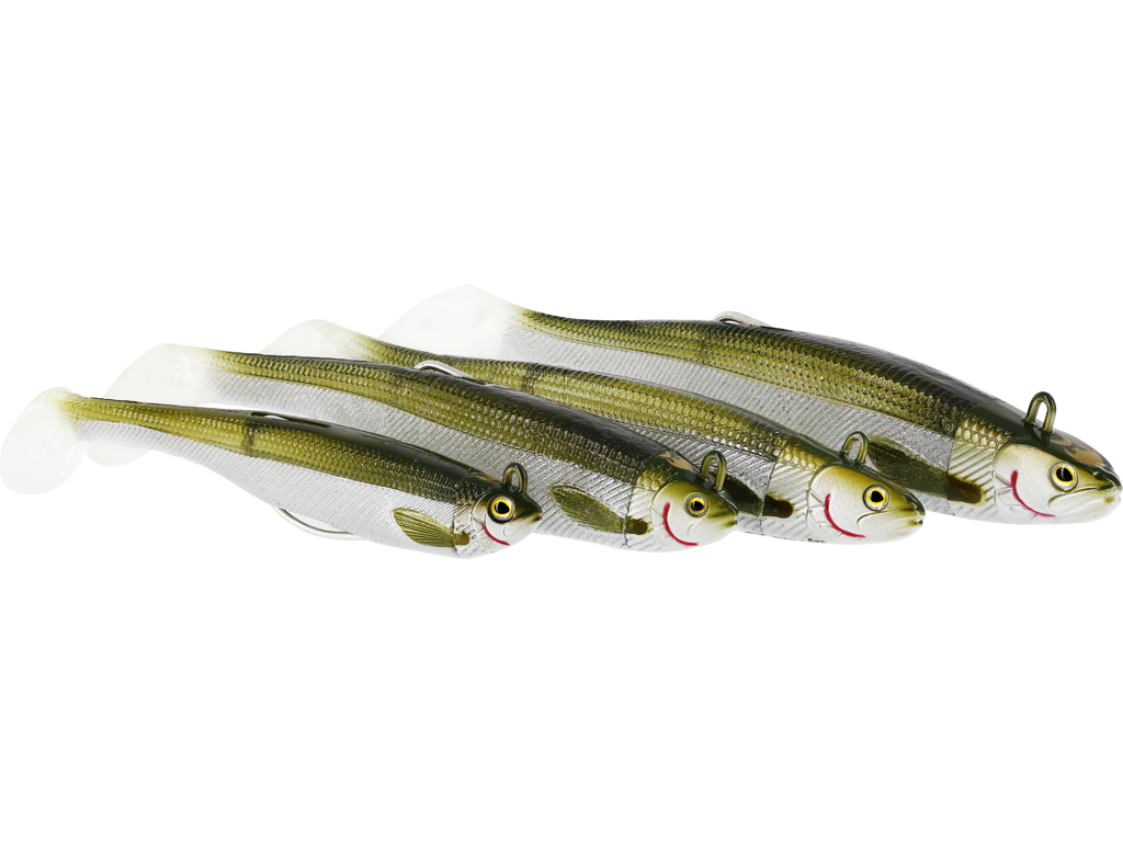 Magic Minnow Jig 12g 10cm Snow White