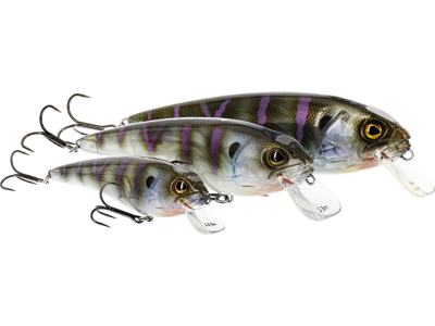 RawBite Crankbait 11cm 26g Low Floating