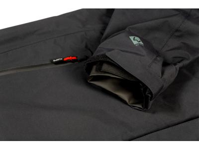 W6 Rain Suit M Steel Black