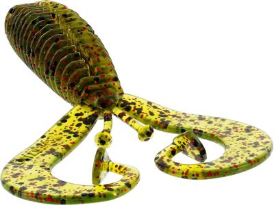 RingCraw Curltail 9cm 6g Sangria 5pcs