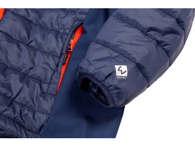 W4 Light Sorona® Jkt. S Ink Blue
