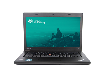 "Bærbar CC Lenovo Thinkpad T440 14"" intel i5 4 Gen.