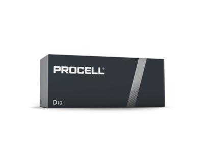 Batteri Duracell Procell D LR20 10 stk