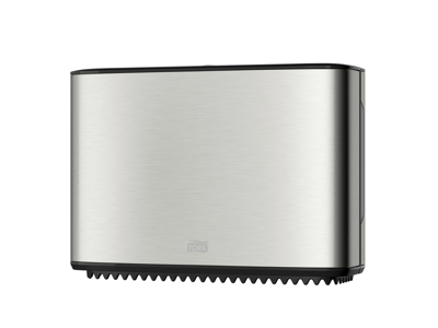 Dispenser Tork T2 460006 stål - Kræver Tork Dispenser aftale