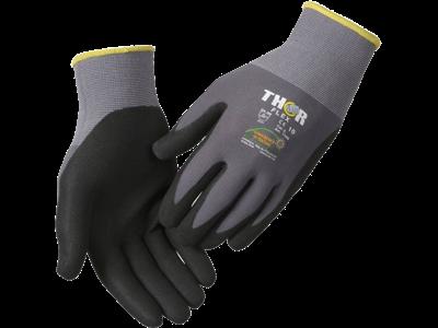 Handske fingerdyppet THOR Flex str. 7