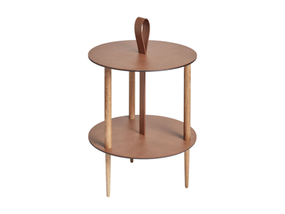 Strap Table - Nature