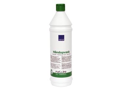 Håndopvaskemiddel Puri-Line uden farve og duft 1 liter