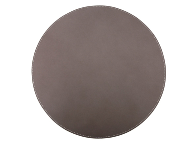 Pm Leather Round