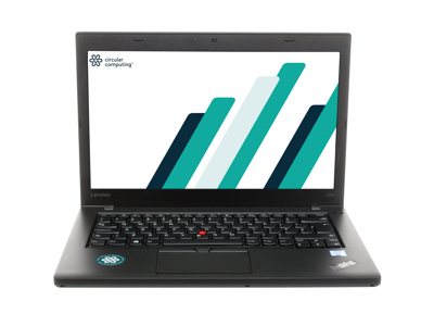 "Bærbar CC Lenovo Thinkpad T460s 14"" intel i5 6 Gen.