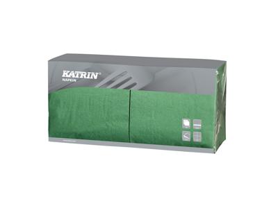 Servietter 33x33cm grøn 4x250 stk. 3-lags