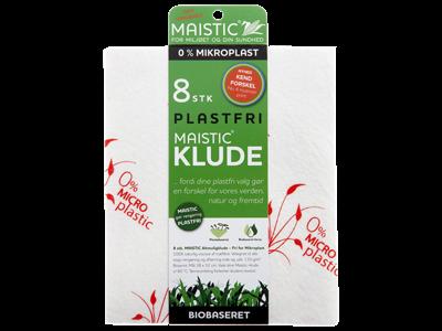 Maistic alt-mulig-klud uden mikroplast 32x38cm 8 stk.