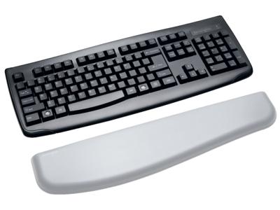 Håndledsstøtte ErgoSoft grå