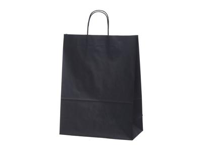 Bærepose medium sort 90g
