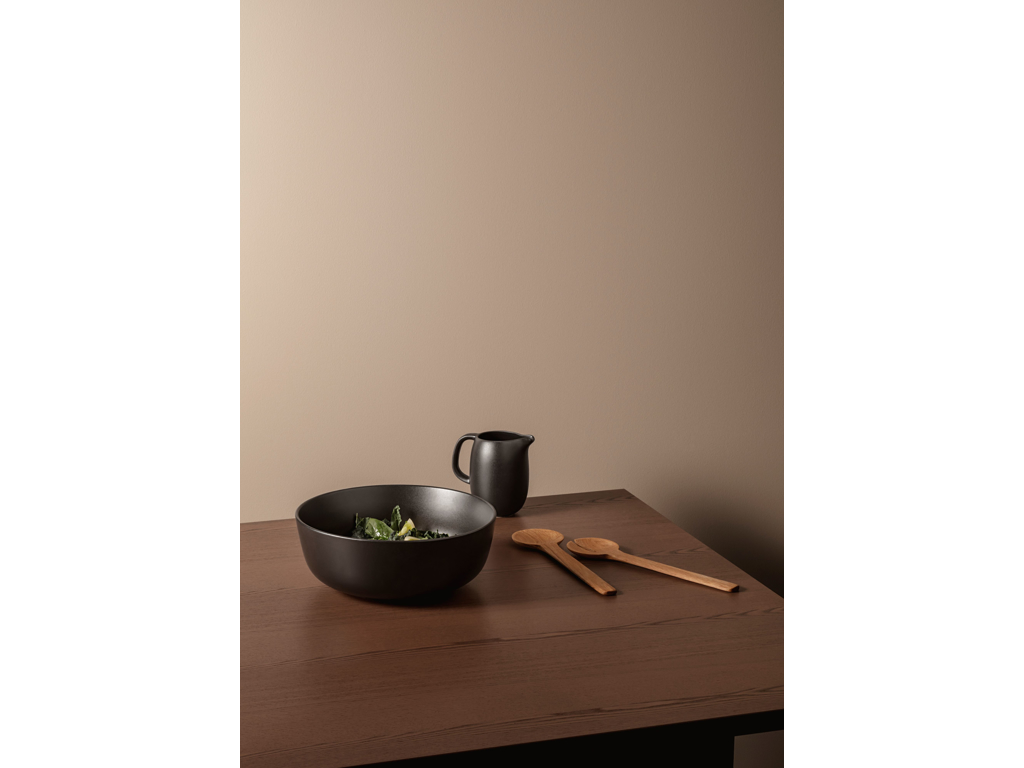 Nordic kitchen skål 3,2 l, kande 0,5 l & Eva Trio salatbesti