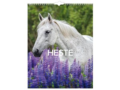 Vægkalender, Heste, FSC Mix