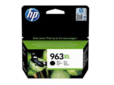 HP 963XL blækpatron sort