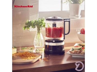 Mini-foodprocessor KitchenAid  sort 1,2 liter