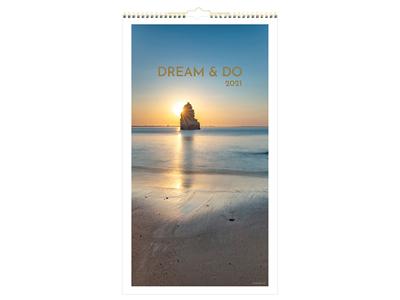 Vægkalender Dream&Do, FSC Mix