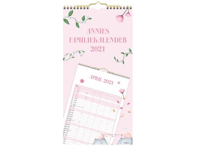 Annies Familiekalender, FSC Mix