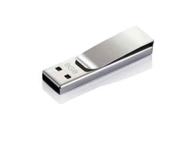 Tag USB 8 GB, sølv