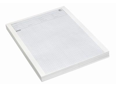 Millimeterpapir Eksamenspapir