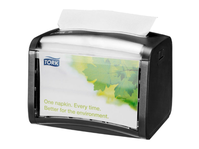 Dispenser Tork N4 272611 sort - Kræver Tork Dispenser aftale