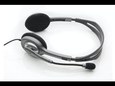 Headset/hovedtelefoner