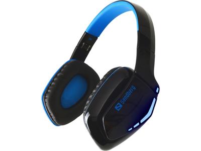 Headset Sandberg Blue Storm Over-Ear