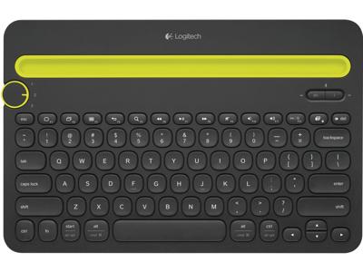 Tastatur K480 Bluetooth