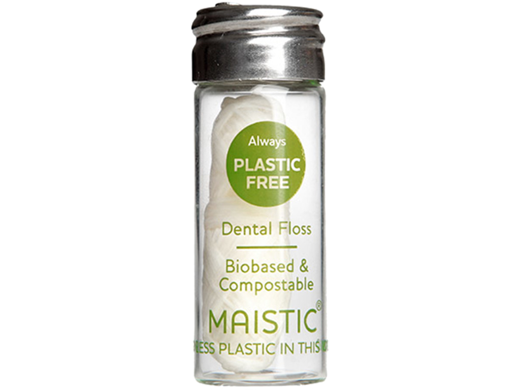 Maistic tandtråd bioplast PLA 30 m.