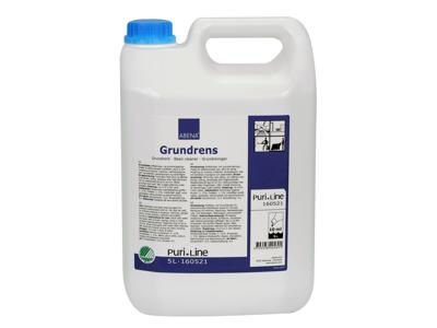 Grundrens Puri-Line u/farve og parfume 5 L.