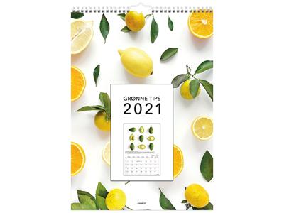Vægkalender, Grønne tips, FSC Mix