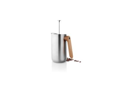 Nordic kitchen stempelkande med termo 1,0 l, rustfrit stål
