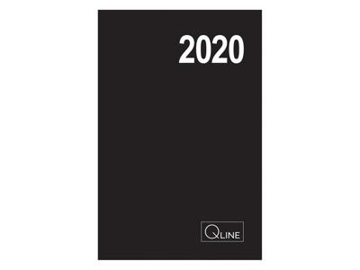 Spiralkalender Q-line 2020