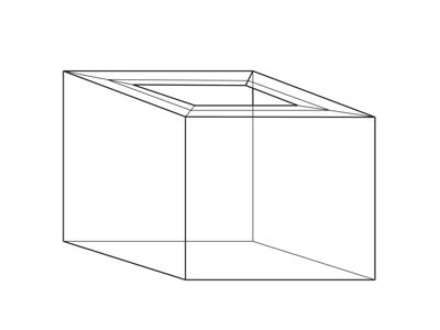 Containersvøb 1180x780x700/90/1100 mm 7 mm  1/1 palle