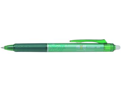 Kuglepen Pilot FriXion Clicker 0,5 grøn