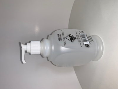 Hånddesinfektion Gel 85% 300 ml m/pumpe