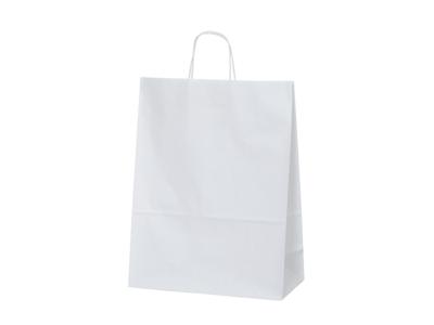 Bærepose medium hvid 90g