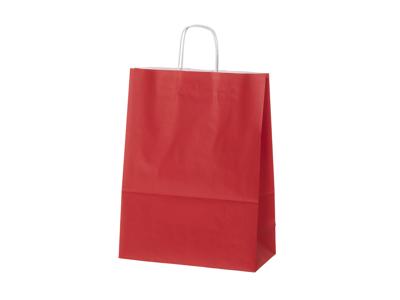 Bærepose large rød 100g